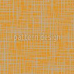 Grunge Grid Design de padrão vetorial sem costura