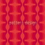 Elektrik Rot Muster Design