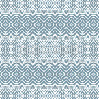 Symmetrical Borders Seamless Vector Pattern Design