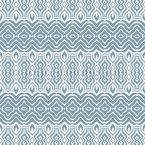 Symmetrische Grenzen Nahtloses Vektormuster