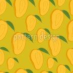 Mango Estampado Vectorial Sin Costura