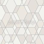 Mosaico Areia Design de padrão vetorial sem costura
