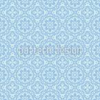 Геометрический Декоративный Мандала Бесшовный дизайн векторных узоров