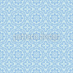 Geometrisches Ziermandala Nahtloses Vektormuster