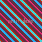 Diagonal Lines Seamless Vector Pattern Design