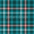 Plaid Tile Seamless Vector Pattern