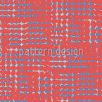 Seven Circles Seamless Vector Pattern Design