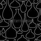 Flasche Leer Rapportmuster