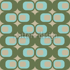 Op Art Seamless Vector Pattern Design
