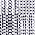 Ethnic Dots Seamless Vector Pattern Design