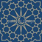 Islamische Und Orientalische Elemente Nahtloses Vektormuster