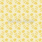 Floral Minimalism Seamless Vector Pattern Design