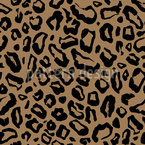 Bold Animal Skin Seamless Vector Pattern Design