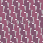 Dynamic Pins Seamless Vector Pattern Design