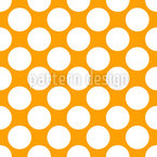 Dot Simplicity Seamless Vector Pattern Design