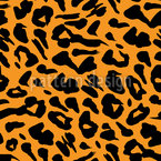 Classic Animal Print Seamless Vector Pattern Design