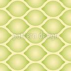 Siga The Lime Design de padrão vetorial sem costura