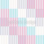 Striped Movement Seamless Vector Pattern Design