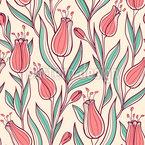 Wachsende Tulpen Rapport