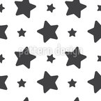 Klassische Sterne Nahtloses Vektormuster