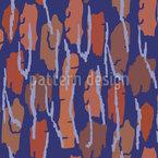 Abstrakte Baumrinde Nahtloses Vektormuster