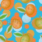 多汁的苹果 无缝矢量模式设计