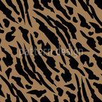 Panther-Flecken Nahtloses Vektormuster