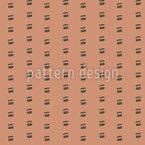 Minimalistische Streifen Nahtloses Vektormuster