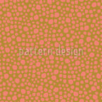 Abstract Dots Seamless Vector Pattern Design