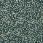 Floral Mixture Seamless Vector Pattern Design