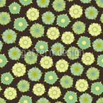 To My Flower Seamless Vector Pattern Design