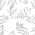 Gaiolas Shell Design de padrão vetorial sem costura