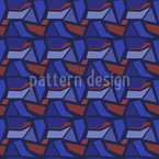 Corners And Edges Seamless Vector Pattern Design