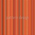 Listras de outono Design de padrão vetorial sem costura