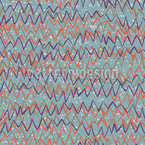 Pulse Seamless Vector Pattern Design
