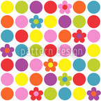 Take Two Seamless Vector Pattern Design