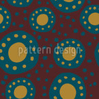 Ufo Seamless Vector Pattern Design