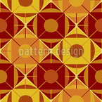 Portuguese Seamless Vector Pattern Design