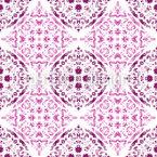 Fragmentos Ands Ornamentos Design de padrão vetorial sem costura