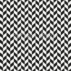 Monochromes Parallelogramm Nahtloses Vektormuster
