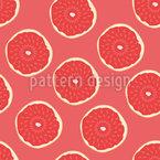 Orange Sang Motif Vectoriel Sans Couture