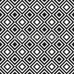Rhombische Geometrie Nahtloses Vektormuster