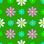 Herald Of Spring Seamless Vector Pattern Design