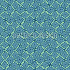 Twisted Squares Seamless Vector Pattern Design