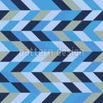 Zigzag Tiles Seamless Vector Pattern Design