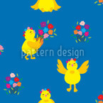 Lucky Chick Vector Design