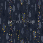 Spotted Grunge Motifs Seamless Vector Pattern Design