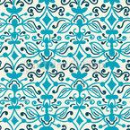 Stilisierte Arabesken Nahtloses Vektormuster