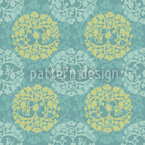 Calm Wood Seamless Vector Pattern Design