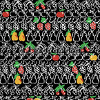 Sweetest Fruits Repeating Pattern
